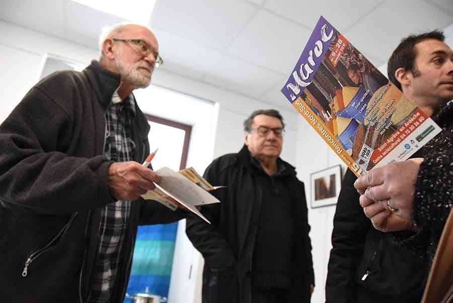 Rencontres Nord-Sud de Saint-Agrève : un coup de soleil au coeur de l'hiver