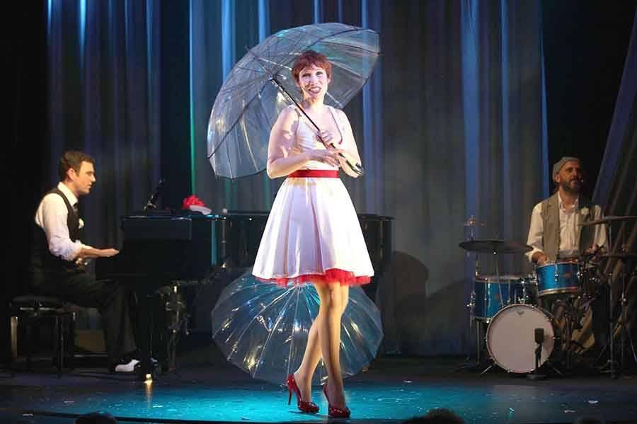 """""""Broadway en chanté"""" une comédie musicale à Saint-Agrève samedi"""