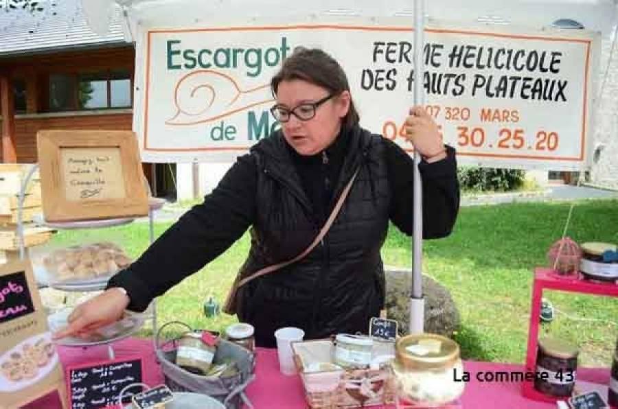 Saint-Jeures : un dimanche pour valoriser les produits bio et terroir
