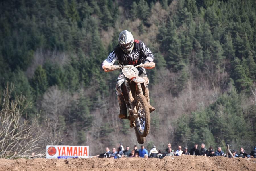 Le moto-cross d'Yssingeaux en images