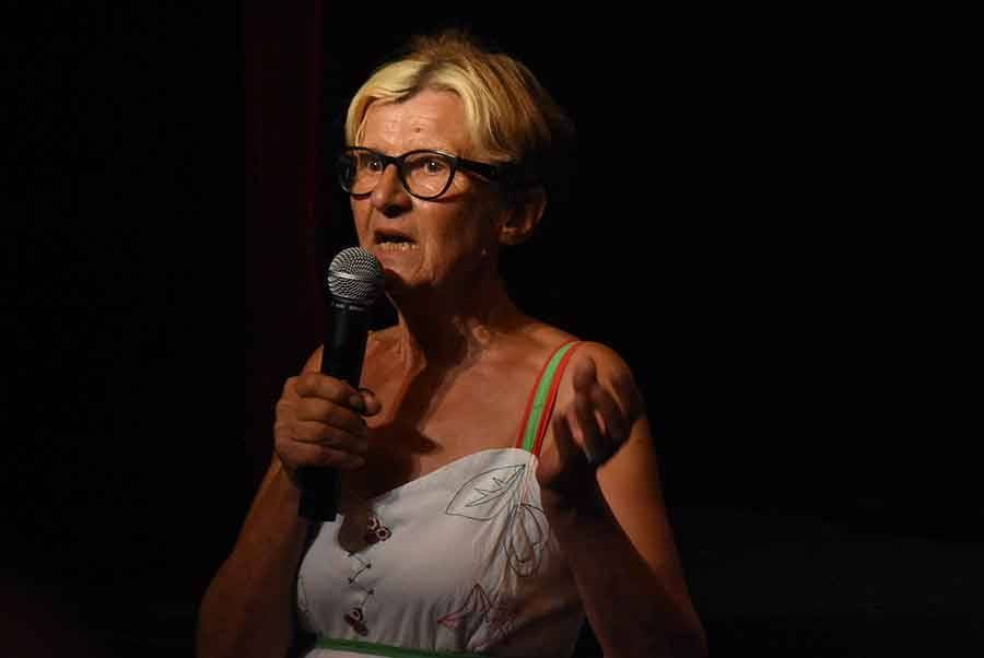 Micheline Pouget peut être satisfaite de son choix. Le public est ressorti ravi de sa soirée avec Huster et Camus.