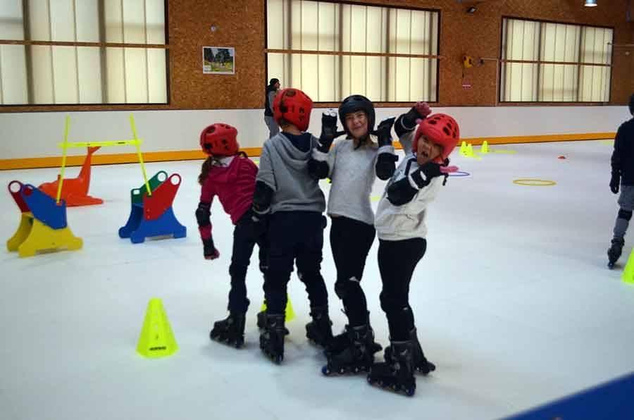 Ski alpin, patinage, ski de fond : le trio gagnant en Mézenc-Loire-Meygal
