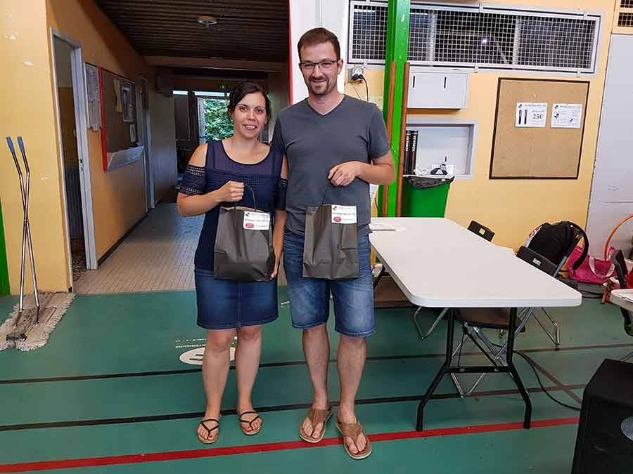 Badminton : le club de l'Emblavez ramène un titre de Clermont-Ferrand
