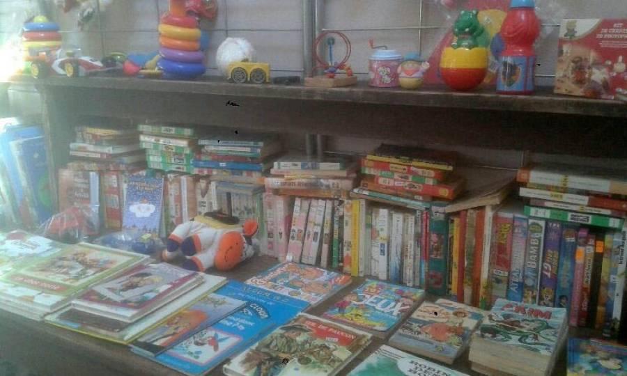 Retournac : une dernière occasion pour acheter des livres, jouets et disques