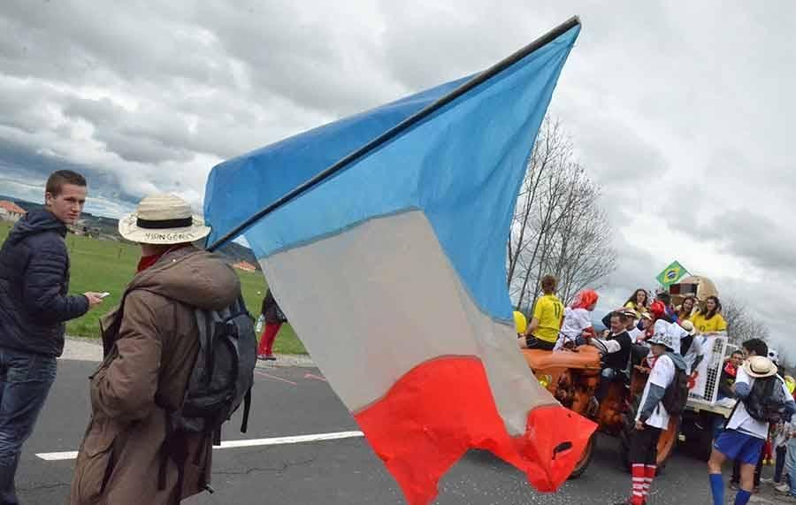 Revivez le 69e carnaval d'Yssingeaux (photos et vidéo)
