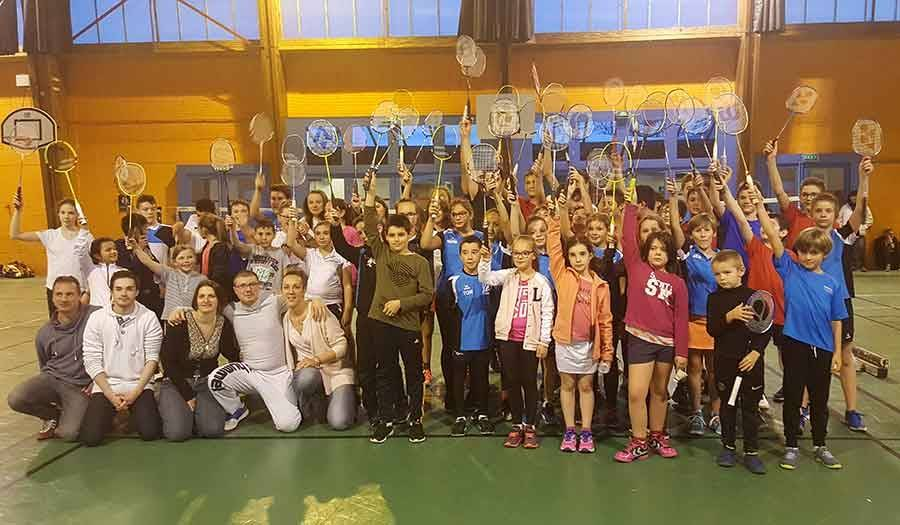 Badminton : l'Emblavez sur tous les fronts