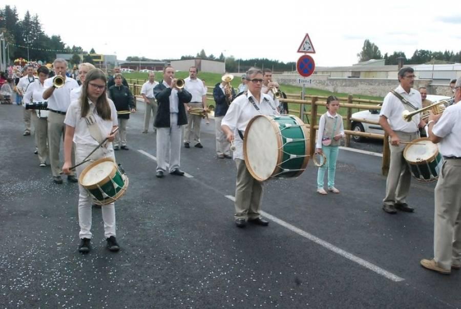 Le corso de Saint-Maurice-de-Lignon en images