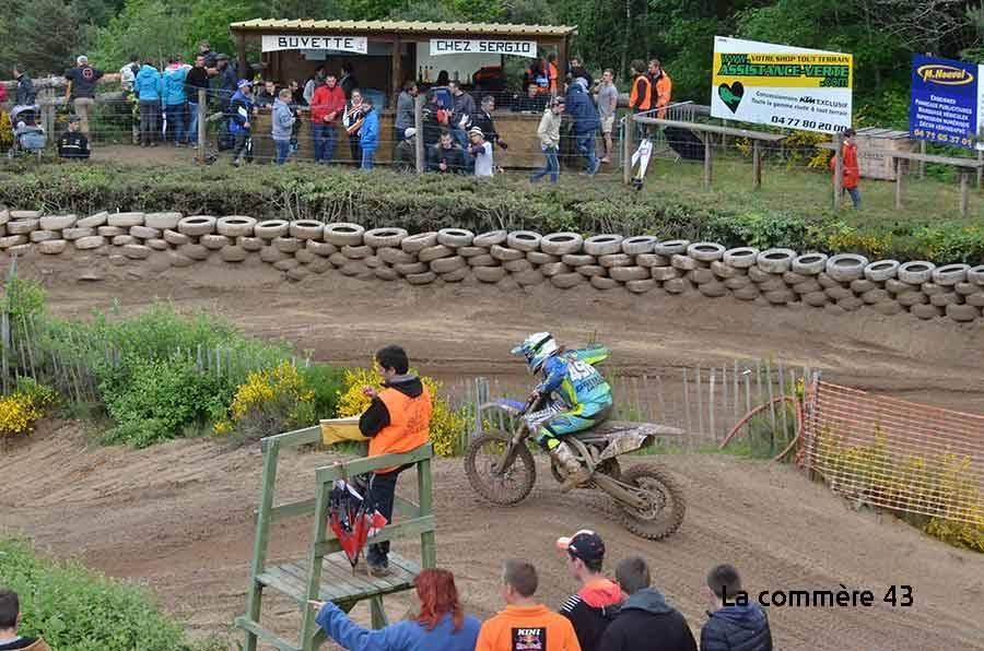 Les pilotes de moto-cross démarrent la saison à Yssingeaux dimanche
