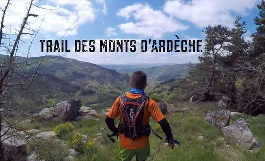 Saint-Agrève : le Trail des monts d'Ardèche repart pour une 2e édition le 14 mai 2017 (vidéo)