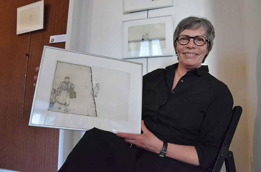 Christine Gendre-Bergère raconte son histoire personnelle dans cette série pleine de charme.