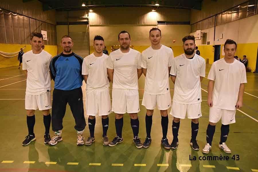 Futsal : la finale de la coupe aura lieu à Brives-Charensac