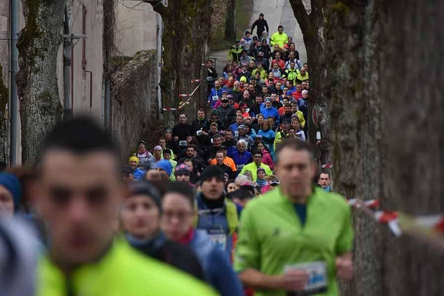 Monistrol-sur-Loire : les photos du Défi vellave 2017