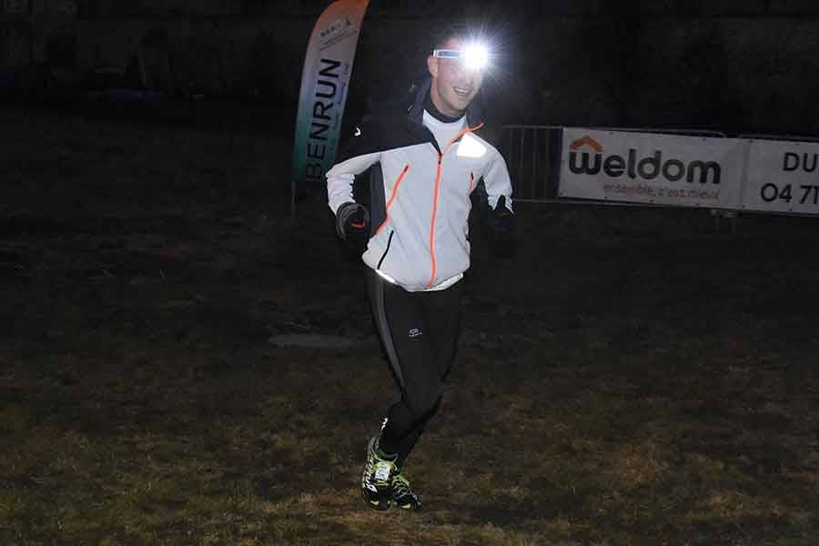 Riotord : le Trail des lucioles en photos