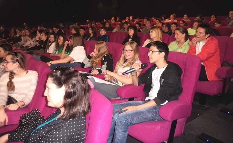 Tence : des séances de cinéma riches d'humanité