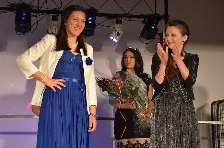 Chambon-sur-Lignon : Tiffany Lefebvre élue Miss jonquilles 2016