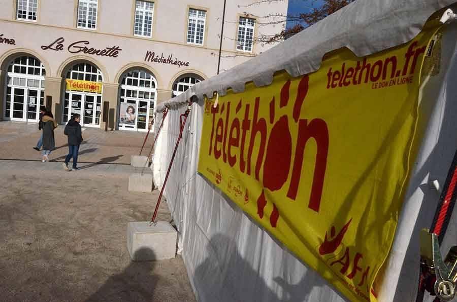 Le Téléthon 2016 en images à Yssingeaux, Tence, Le Chambon et Monistrol