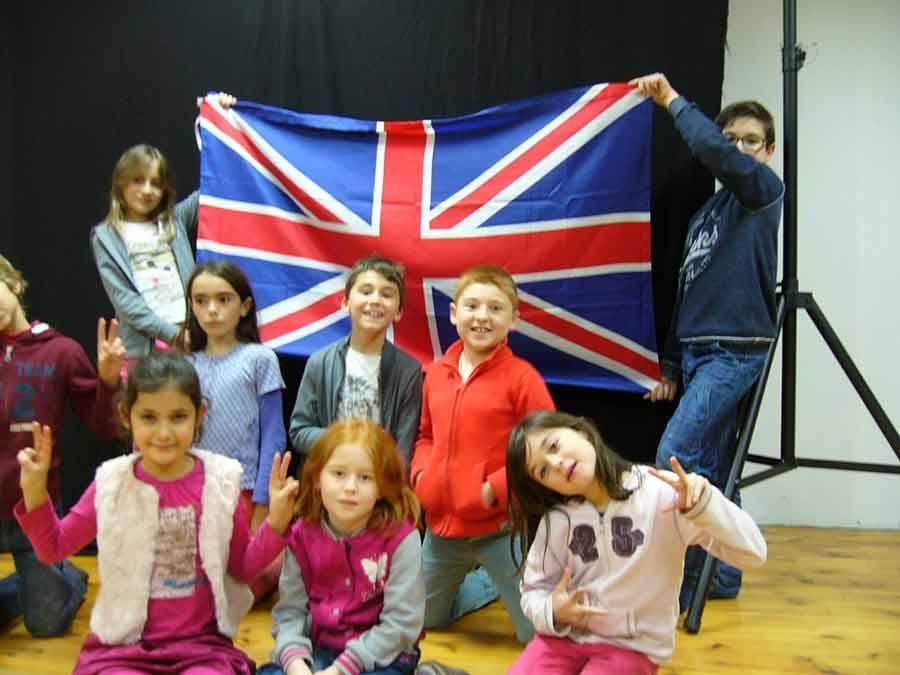 Sainte-Sigolène : un stage de théâtre pour les enfants... en anglais