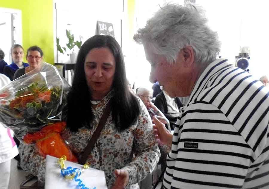 Deux départs à la retraite à la résidence La Sérigoule
