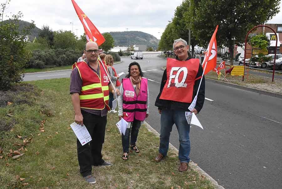 Ordonnances Macron : les syndicats appellent à manifester mardi au Puy-en-Velay