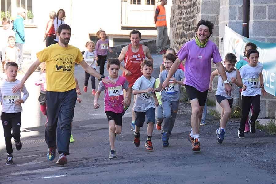 Le Monastier-sur-Gazeille : La Récoumène, c'est pour les enfants aussi