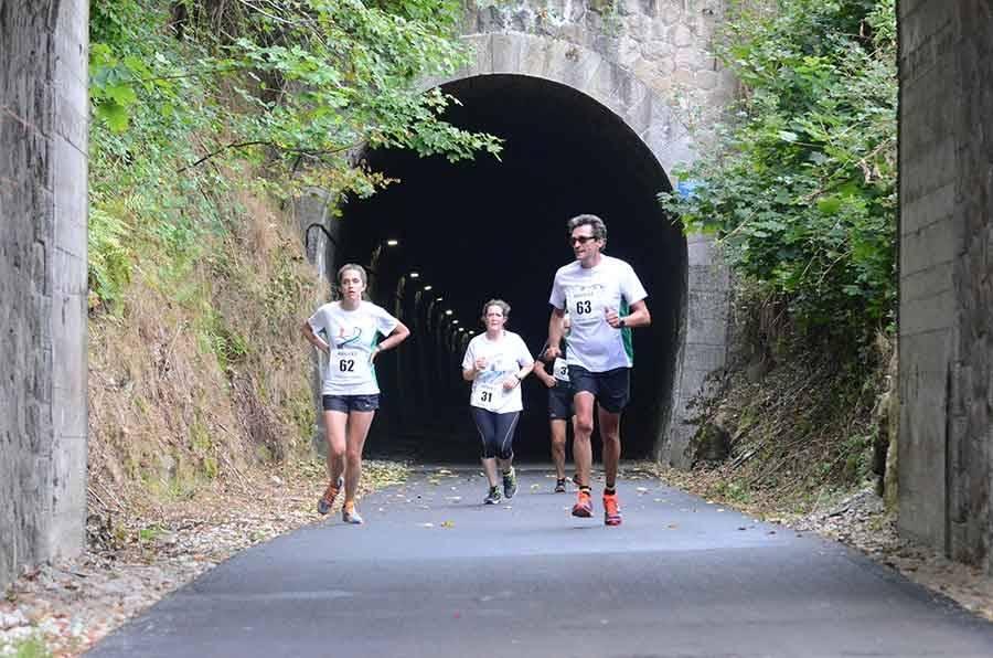 Une course à pied dimanche pour inaugurer la voie verte entre Raucoules et Riotord