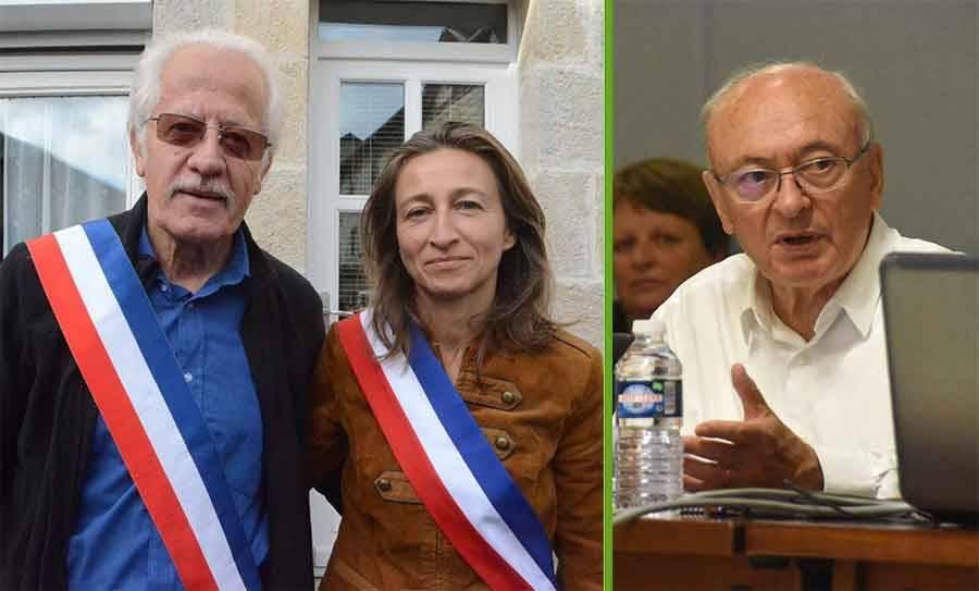 Vidéo. Grand Débat : un maire s'adresse à Macron en chantant