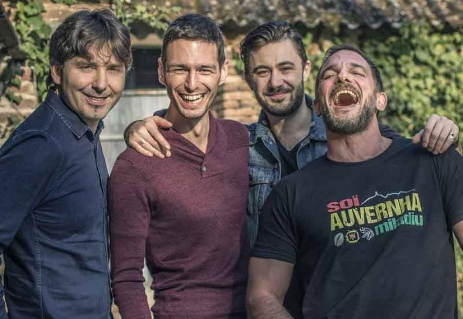 La Séauve-sur-Semène : Wazoo revient faire tourner la manivelle samedi