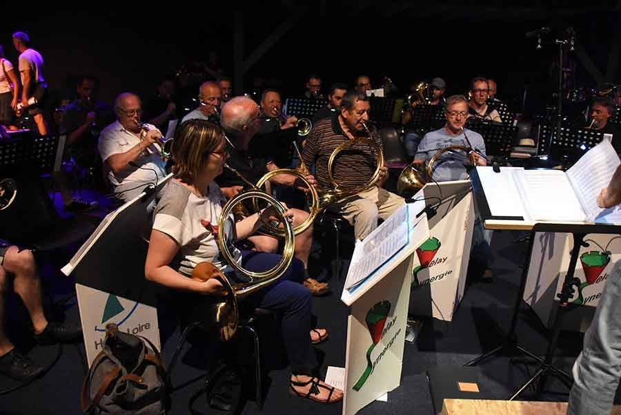 1 200 musiciens ce week-end à Dunières, Saint-Just-Malmont et Saint-Romain-Lachalm