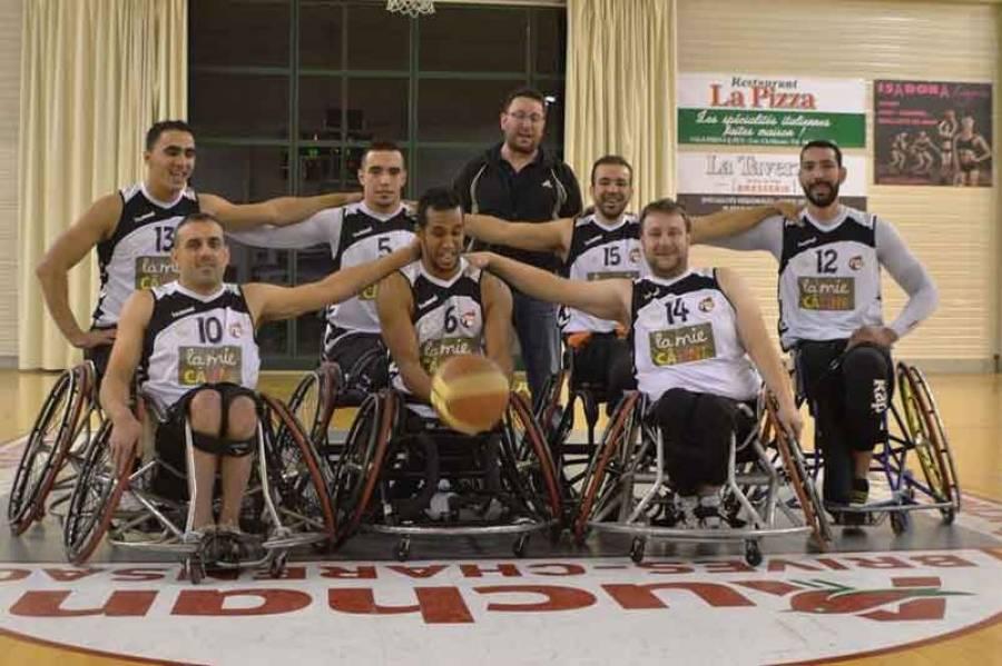 Basket handisport : Le Puy s'offre le leader
