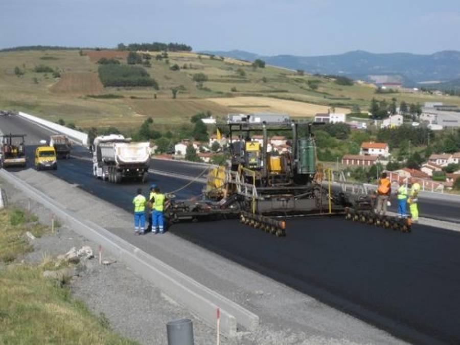 Une nouvelle visite sur le chantier de contournement du Puy-en-Velay le 1er octobre