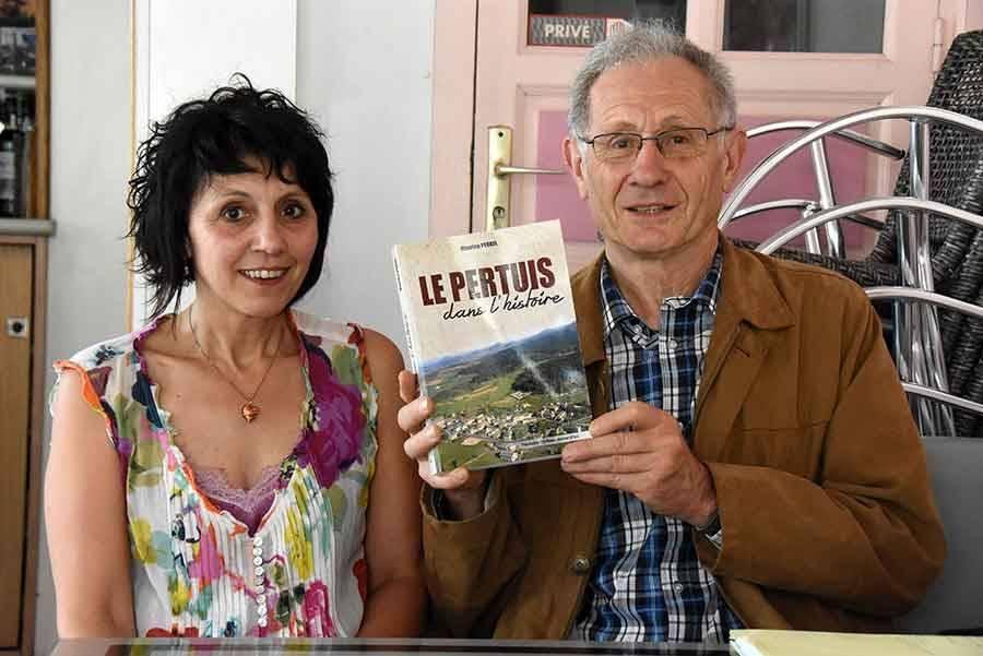 """Maurice Perrel publie """"Le Pertuis dans l'histoire"""""""