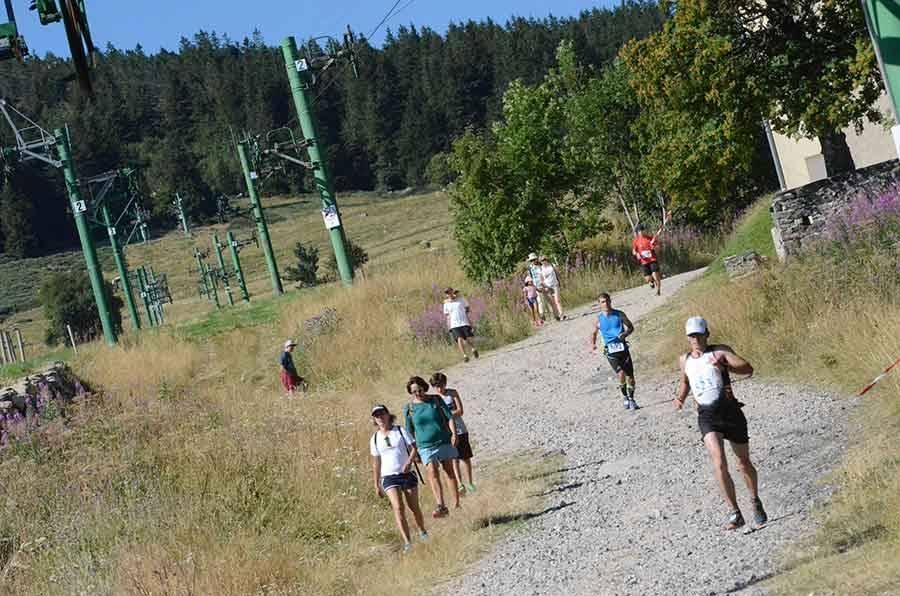 Toutes les photos du Trail du Mézenc