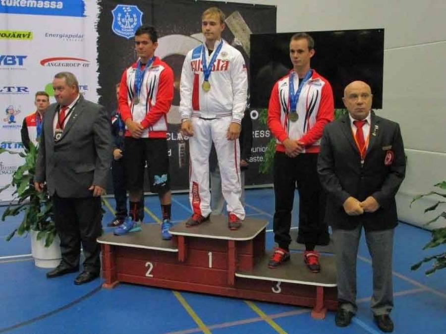 Force athlétique : Florian et Jason Nativel sur le podium européen de développé couché