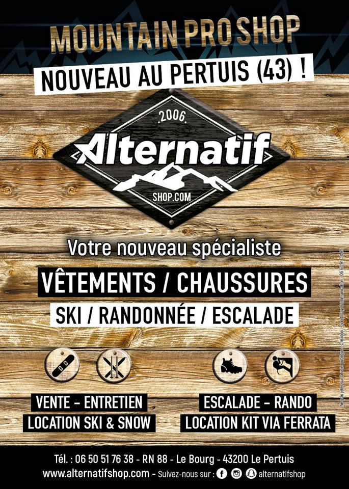 Pertuis Alternatif Shop