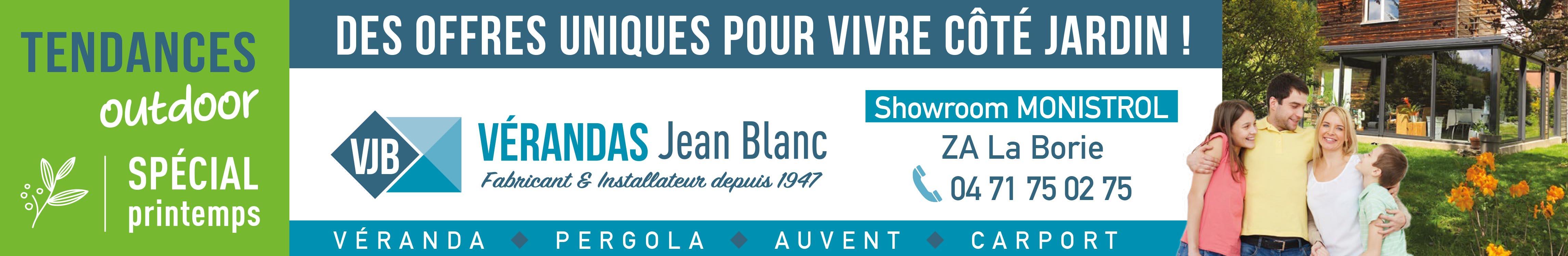 Vérandas Jean Blanc mars 2021