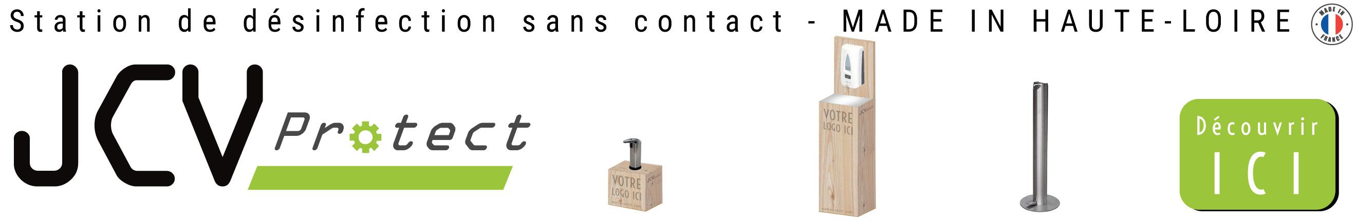 Coque en bois JCV Protect borne mai 2020