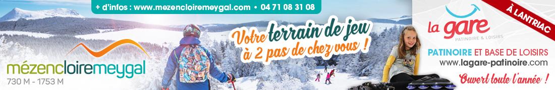 Mézenc Loire Meygal hiver 2020