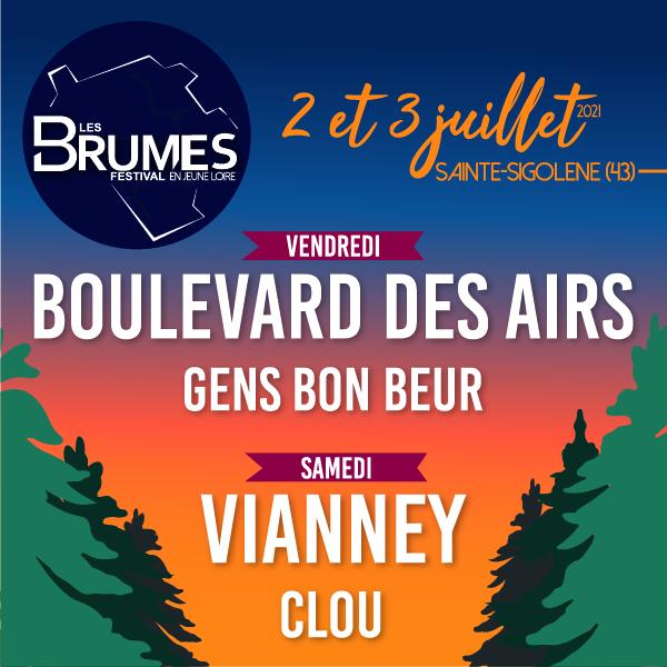 Sainte-Sigolène Brumes juin 2021