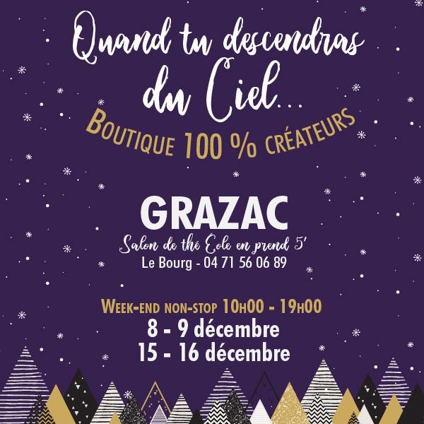 Eole marché Noël 2018 Une