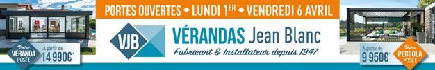Verandas Jean Blanc mars 2019