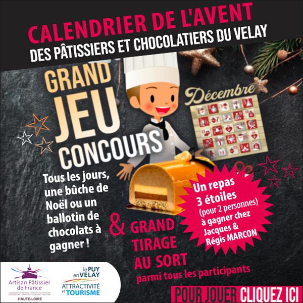 Puy chocolats décembre 2020 articles