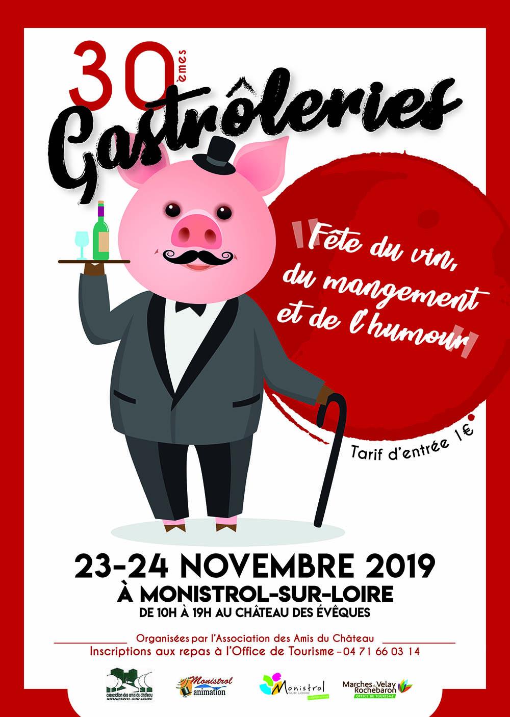 Gastrôleries 2019 Une