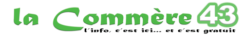 Logo la Commère 43