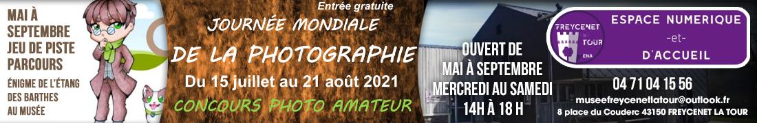 Freycenet la Tour concours photo juillet 2021