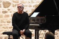 Le pianiste Bruno Fontaine.