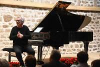 Le pianiste Brunio Fontaine.