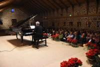 Festival des Arts à Saint-Agrève : un délicieux pont entre classique, chanson et jazz avec le pianiste Bruno Fontaine