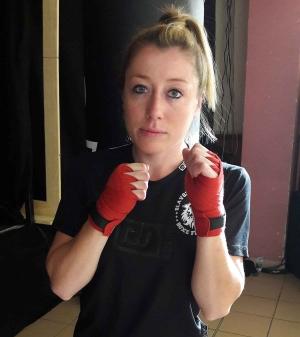 Blavozy : un passage de grade à la boxe française