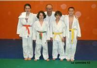 Le Chambon-sur-Lignon : une démonstration de judo le 25 janvier