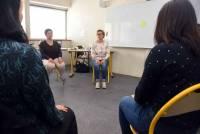De futurs professeurs des écoles apprennent à maîtriser leur voix